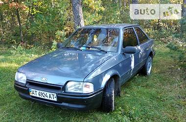 Ford Escort 1987 в Львове