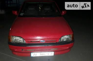 Ford Escort 1991 в Каменском