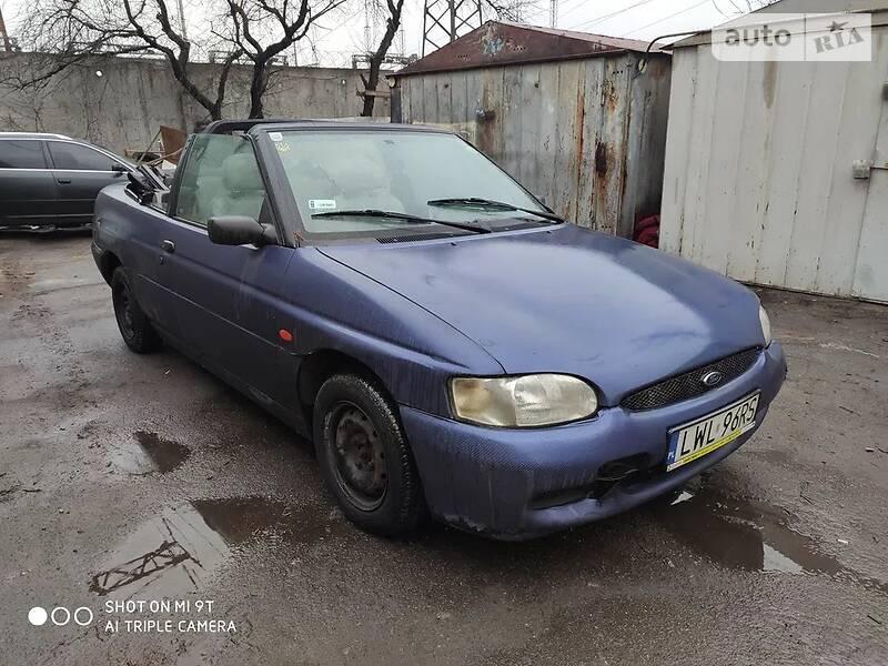 Ford Escort 1998 в Киеве