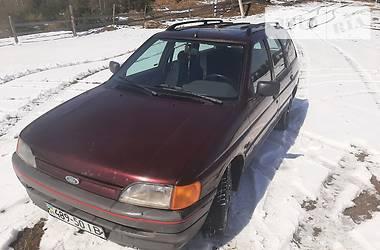 Ford Escort 1991 в Яремче