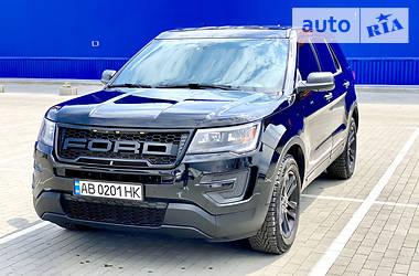 Внедорожник / Кроссовер Ford Explorer 2017 в Виннице