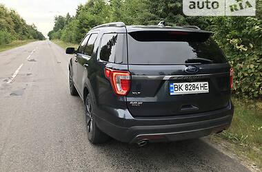 Внедорожник / Кроссовер Ford Explorer 2016 в Дубровице