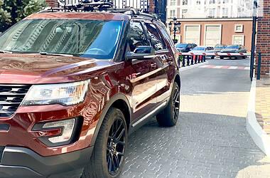 Внедорожник / Кроссовер Ford Explorer 2016 в Киеве