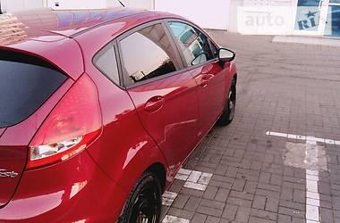 Ford Fiesta comfort + 2011
