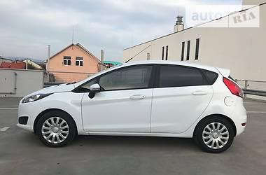 Ford Fiesta 2016 в Мукачево