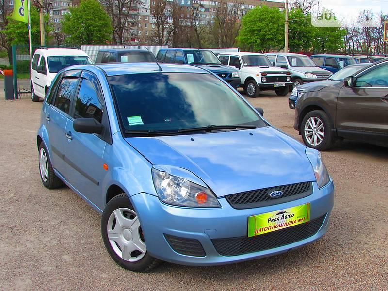 Ford Fiesta 2006 в Кропивницком