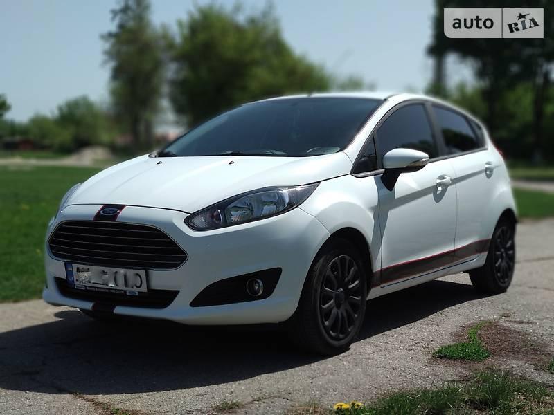 Ford Fiesta 2014 в Харькове