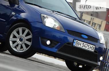 Ford Fiesta 2007 в Одессе