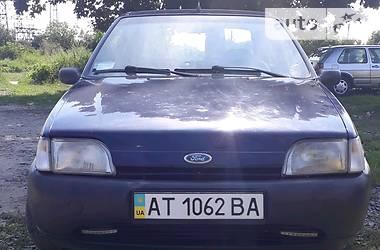 Ford Fiesta 1995 в Луцке