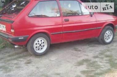 Ford Fiesta 1987 в Луцке