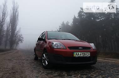 Ford Fiesta 2006 в Ахтырке