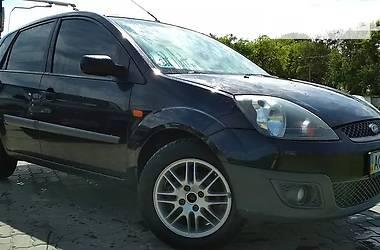 Ford Fiesta 2008 в Владимир-Волынском