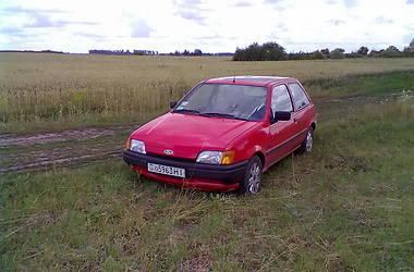 Ford Fiesta 1991 в Николаеве