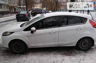 Ford Fiesta 2011 в Софиевской Борщаговке