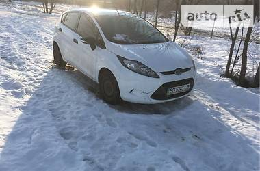 Ford Fiesta 2011 в Луганске