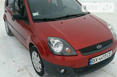 Ford Fiesta 2007 в Чемеровцах