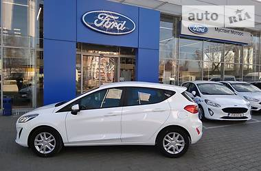 Ford Fiesta 2018 в Одессе
