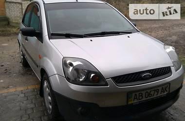 Ford Fiesta 2008 в Виннице