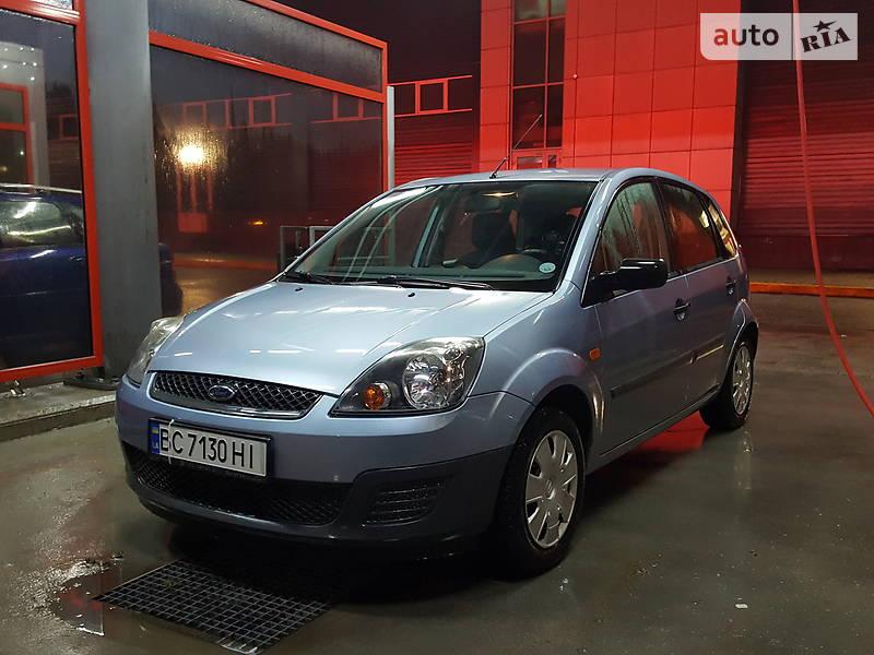 Ford Fiesta 2006 в Львове