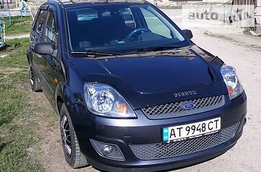 Ford Fiesta 2007 в Ивано-Франковске
