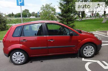 Ford Fiesta 2007 в Львове