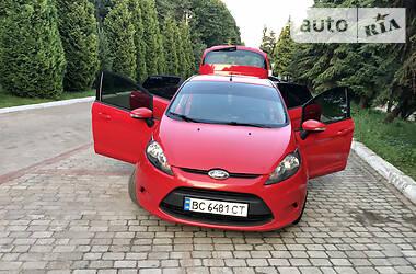 Ford Fiesta 2012 в Львове