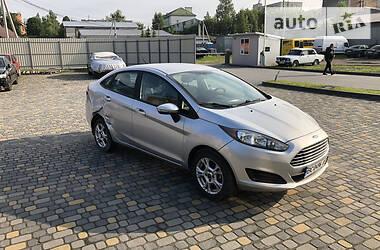 Ford Fiesta 2015 в Львове