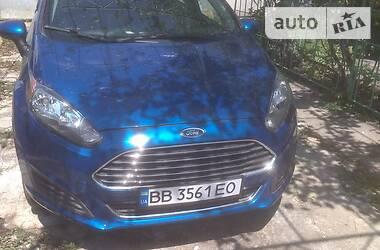 Хетчбек Ford Fiesta 2018 в Сєверодонецьку