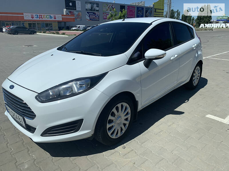 Ford Fiesta comfort plus