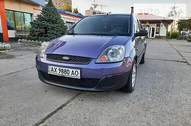 Ford Fiesta 2006 в Харькове