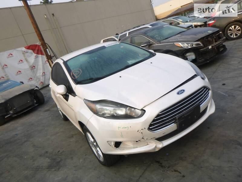 Ford Fiesta 2017 в Белой Церкви