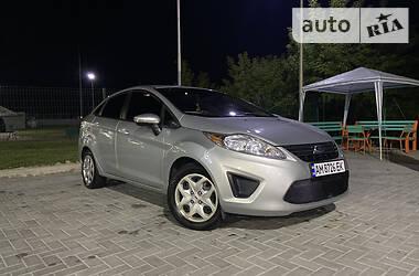 Ford Fiesta 2012 в Житомире