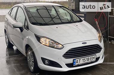 Ford Fiesta 2014 в Ивано-Франковске