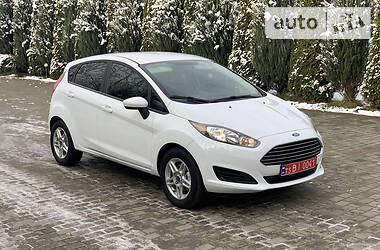 Ford Fiesta 2018 в Самборе