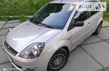 Хетчбек Ford Fiesta 2007 в Києві