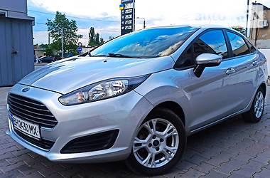 Седан Ford Fiesta 2014 в Одесі