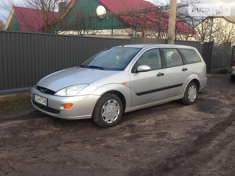 Ford Focus 2001 в Ковеле