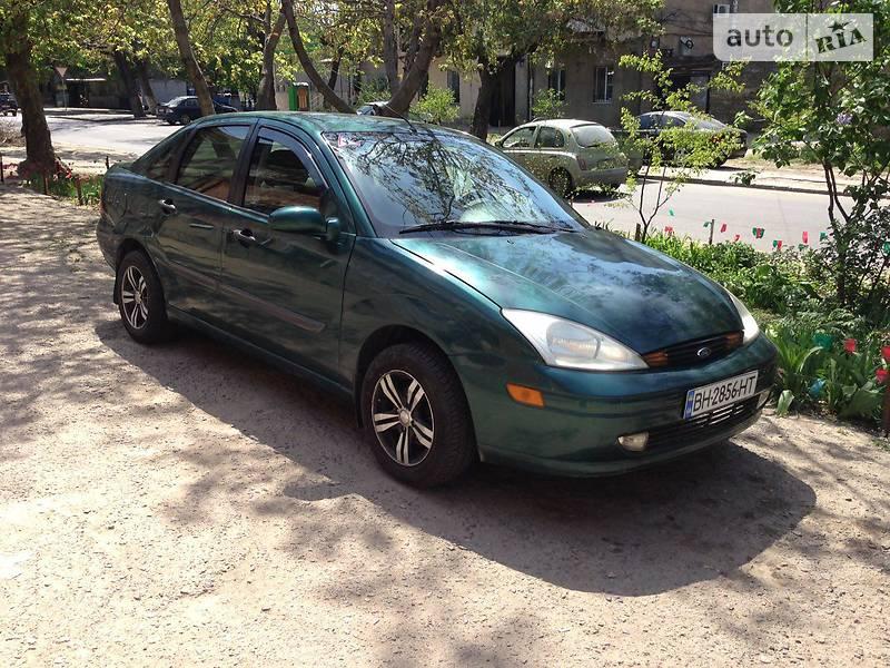 Ford Focus 2000 в Одесі