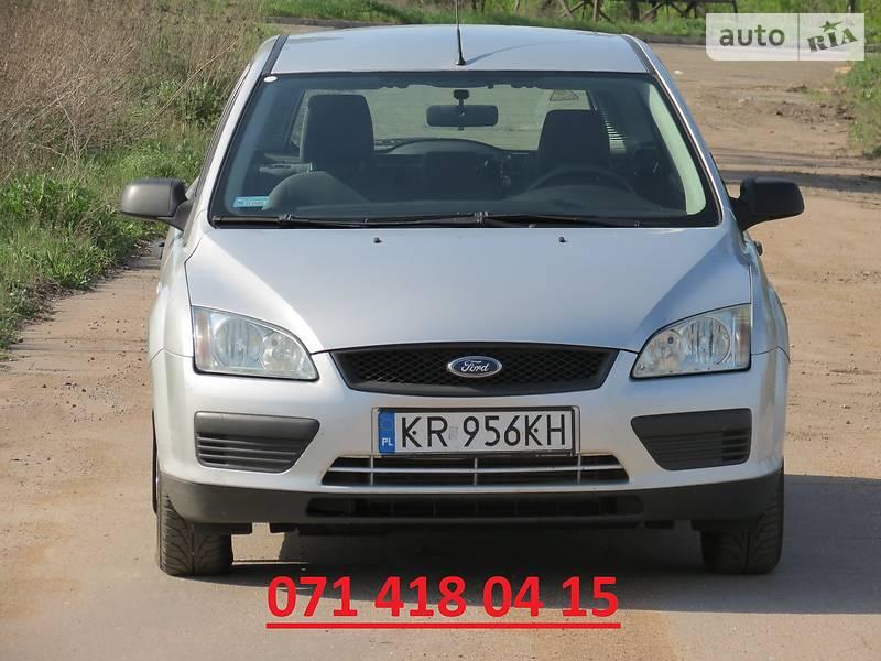 Ford Focus 2005 в Макеевке