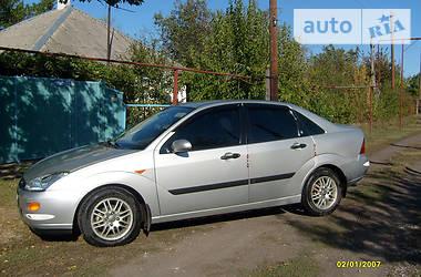 Ford Focus 2001 в Луганске