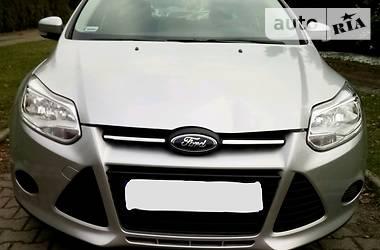 Ford Focus Mk 3  1.6  SYNC Edit