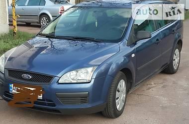 Ford Focus 2006 в Олевске