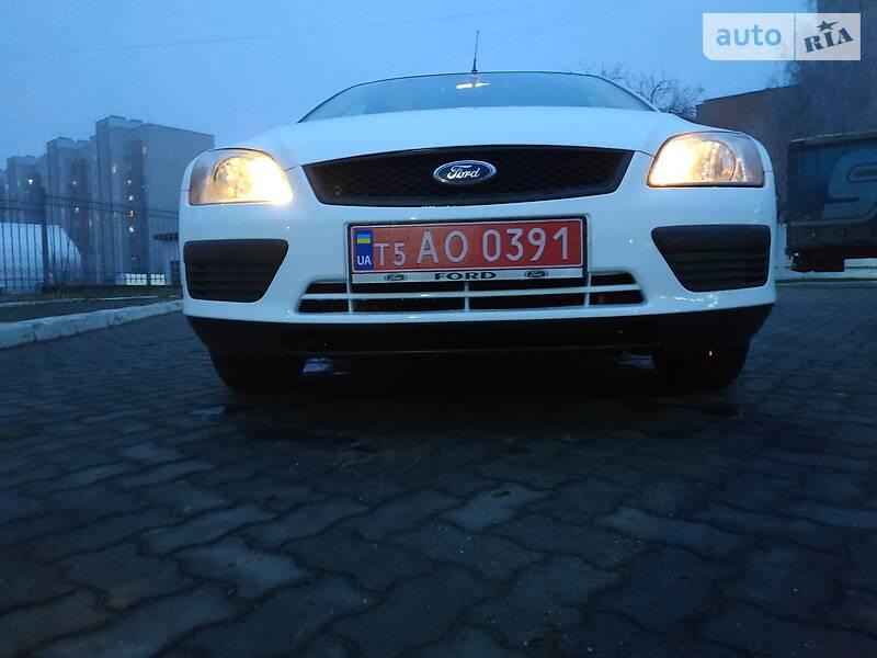 Ford Focus 2007 в Луцке