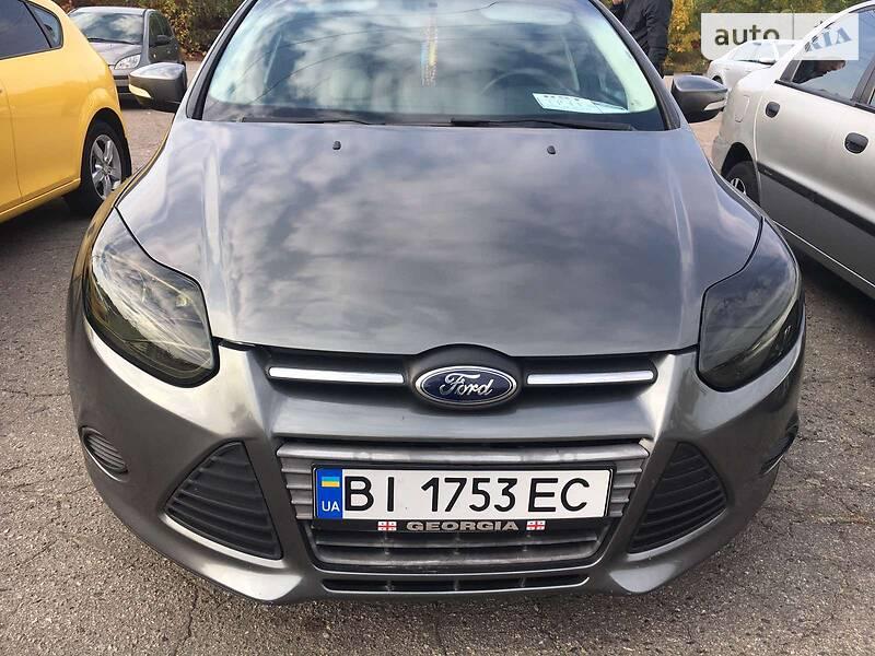Ford Focus 2013 в Кобеляках