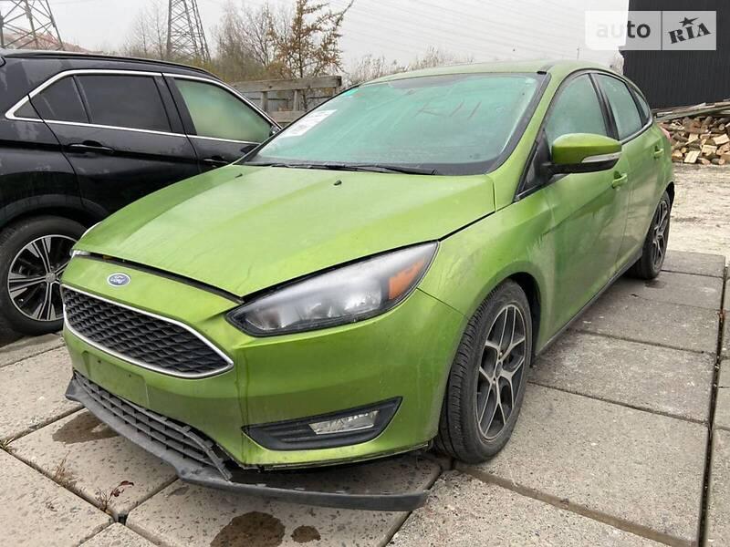 Ford Focus 2018 в Львові