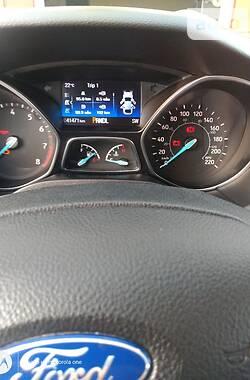 Седан Ford Focus 2015 в Теребовле