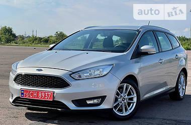 Универсал Ford Focus 2017 в Ужгороде