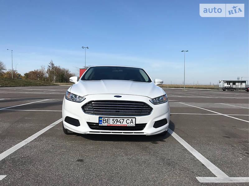 Ford Fusion 2014 года в Запорожье