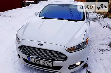 Ford Fusion se 2.0