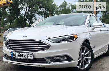 Седан Ford Fusion 2016 в Покровске